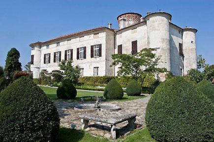 Arte floreale i giardini ed il paesaggio entrano nella rassegna piemontese castelli aperti - I giardini di bacco ...