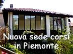 Scuola d'Arte Floreale nuova sede corsi per fioristi e wedding planner in Piemonte, Borgosesia, Biella, Vercelli, Novara, Torino