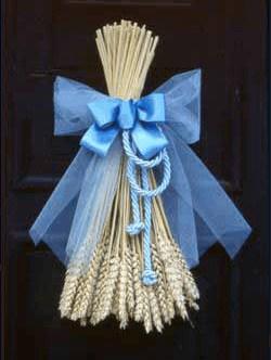 Fiocco azzurro all'Associazione Infopal.