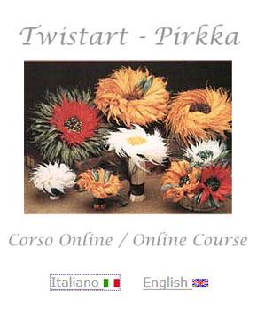 L'Arte del filo di carta Twistart – Pirkka