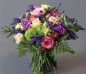 Composizione fiori recisi Tecnica base Modulo 1